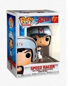 POP Animation - Speed Racer...