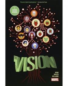 Vision, de Tom King (edição integral em capa mole)
