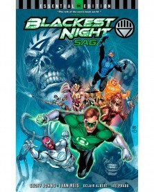 Blackest Night Saga DC...