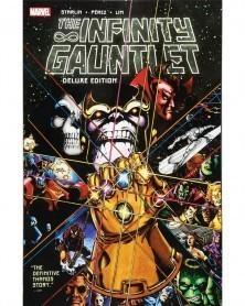 Infinity Gauntlet: Deluxe...