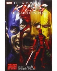 Deadpool Kills the Marvel...