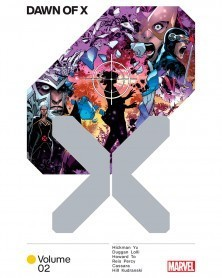 Dawn of X Vol. 2 TP