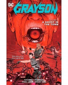 Grayson Vol. 4: A Ghost in...