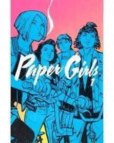 Paper Girls vol.1, de Brian...