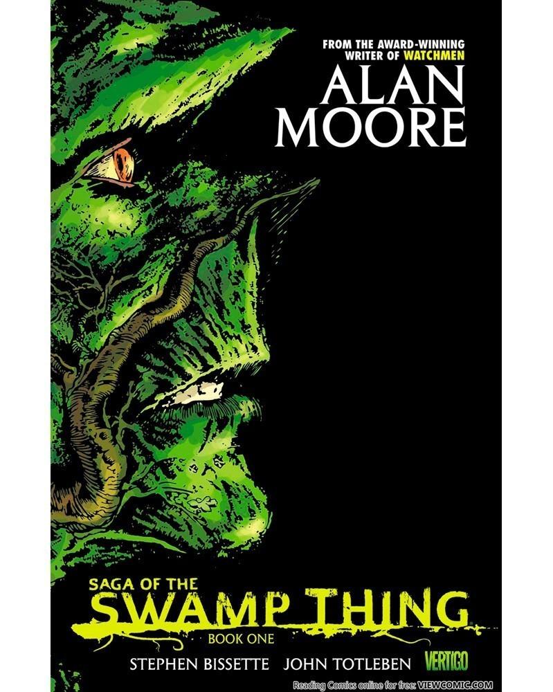 Saga of the Swamp Thing vol.01 TP (Alan Moore)