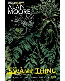 Saga of the Swamp Thing...