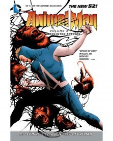Animal Man Vol. 4: Splinter...