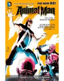 Animal Man Vol. 5: Evolve...