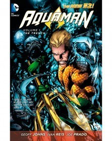 Aquaman Volume 1: The...