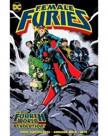 Female Furies TP