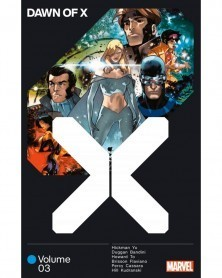 Dawn of X Vol. 3 TP