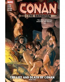Conan The Barbarian Vol. 2:...
