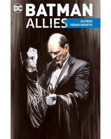 Batman Allies: Alfred...