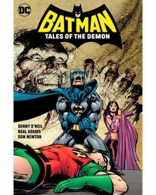 Batman: Tales of the Demon HC