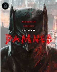 Batman: Damned HC (Black...