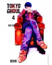 Tokyo Ghoul vol.04 (Ed....