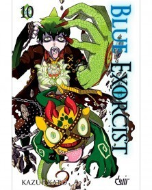 Blue Exorcist Vol.10 (Ed....