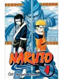 Naruto Vol.04 (Ed. Portuguesa)