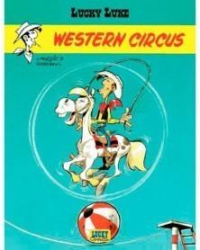 Lucky Luke - Western Circus...