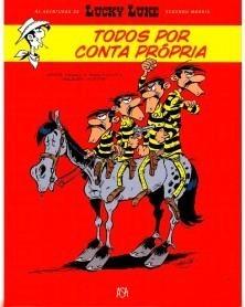Lucky Luke - Todos Por...