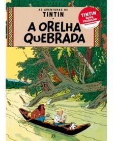 Tintin - A Orelha Quebrada...
