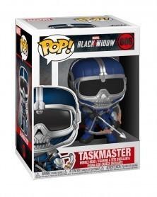 Funko POP Marvel - Black Widow - Taskmaster (with Bow), caixa