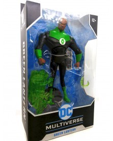 DC Multiverse - Justice League - Green Lantern Action Figure (18cm)