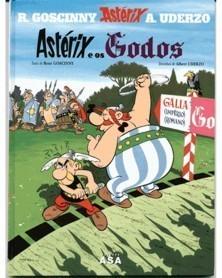 Astérix: Astérix e os Godos...