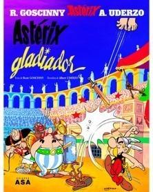 Astérix: Astérix Gladiador...