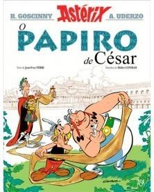 Astérix: O Papiro de César...