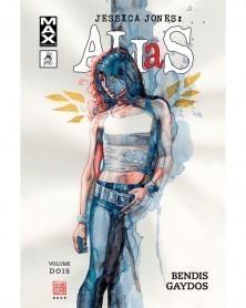 Jessica Jones ALIAS vol. 2...