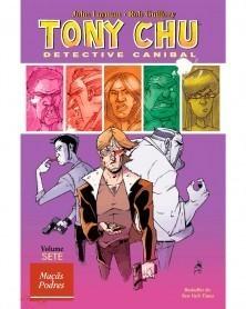 Tony CHU Detective Canibal...