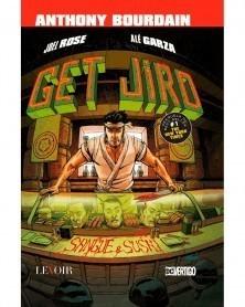 Get Jiro: Sangue e Sushi...