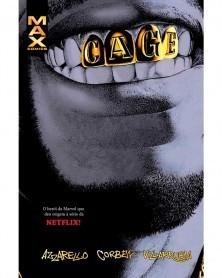 Cage (Ed.Portuguesa, capa...