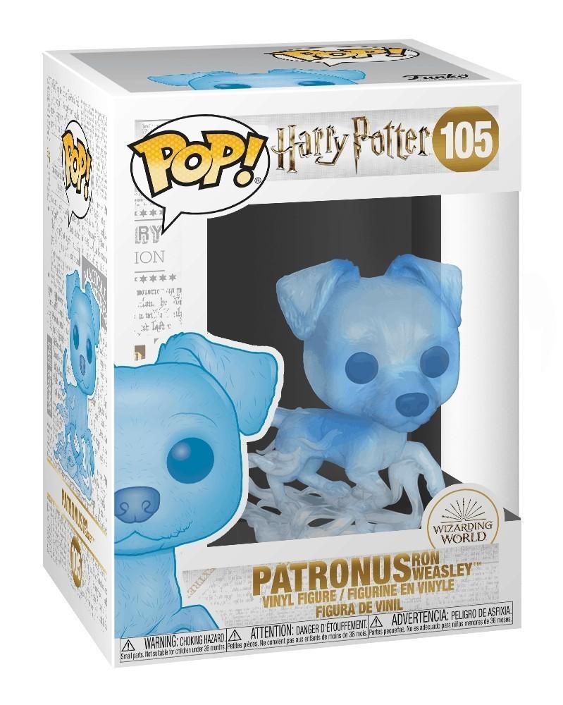 PREORDER! Funko POP Harry Potter - Patronus (Ron Weasley), caixa