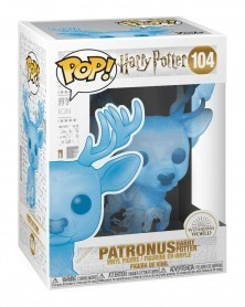 PREORDER! Funko POP Harry Potter - Patronus (Harry Potter), caixa