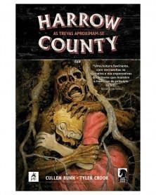 Harrow County Vol.7: As Trevas Aproximam-se, capa