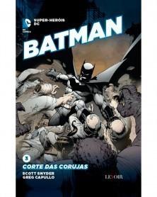 Batman: Corte das Corujas...