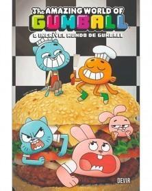 O Incrível Mundo de Gumball 01
