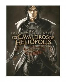 Os Cavaleiros de Heliópolis I/II, de Jodorowsky e Jérémy (Ed.Portuguesa, Capa Dura)