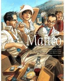 Mattéo: Terceira Época (Agosto 1936), de Gibrat, capa