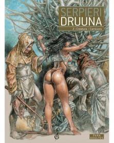 Druuna vol.2: Creatura/Carnivora  (Capa Dura), capa