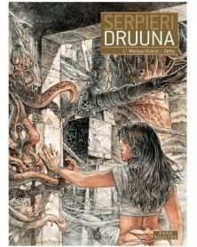 Druuna vol.1: Morbus Gravis/Delta  (Capa Dura), capa