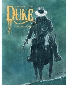 Duke Tomo 3: Sou Uma Sombra (Hermann), capa