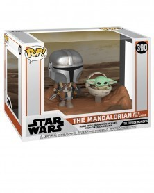 PREORDER! POP Star Wars - The Mandalorian with The Child (Baby Yoda)
