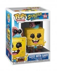 POP Animation - Spongebob Squarepants - Spongebob with Gary