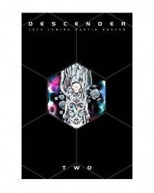 Descender Book 2 HC (Deluxe Ed.), capa