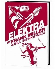 ELEKTRA BY FRANK MILLER...