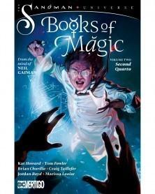 BOOKS OF MAGIC TP VOL 02...