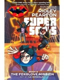 SUPER SONS BOOK 02 THE...